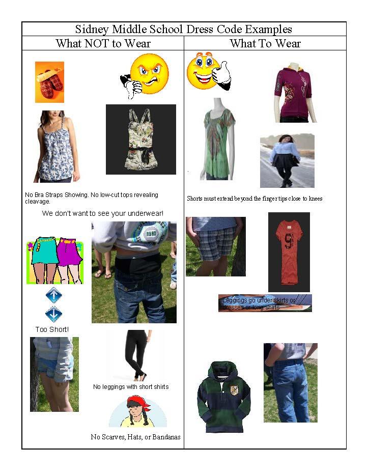 dress code public schools essay