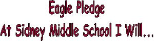 eagle pledge
